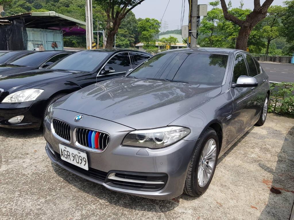 BMW 寶馬 2014 5-Series Sedan