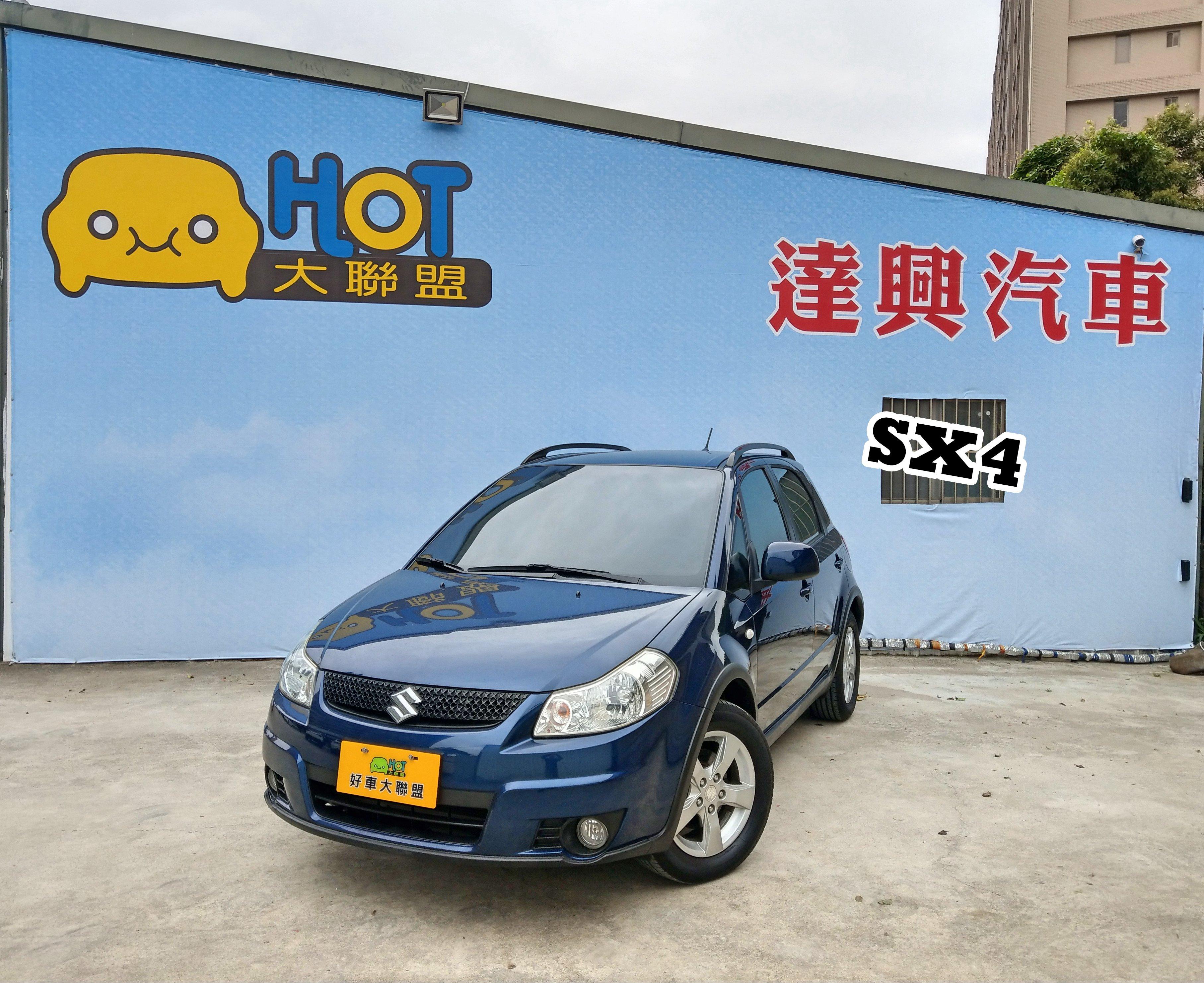 2012 Suzuki 鈴木 Sx4