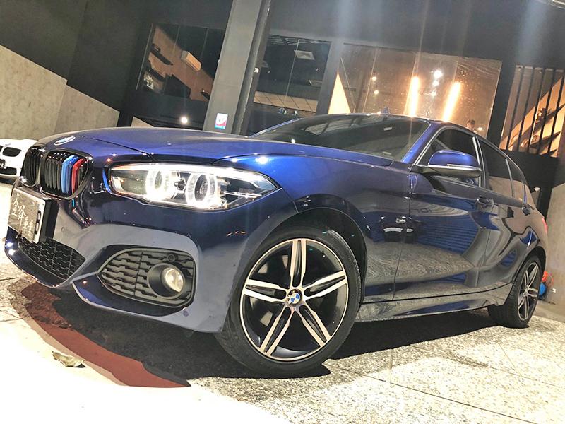 2015 BMW 寶馬 1 series