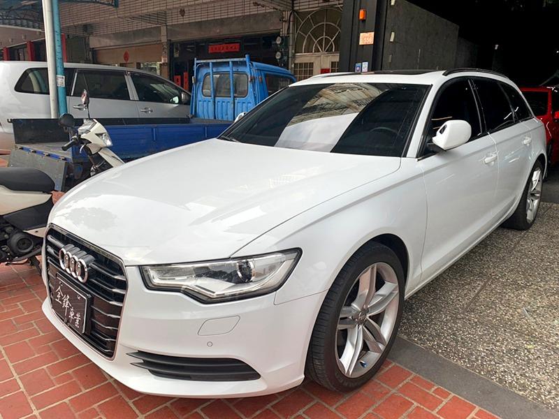 2012 Audi 奧迪 A6 Sedan