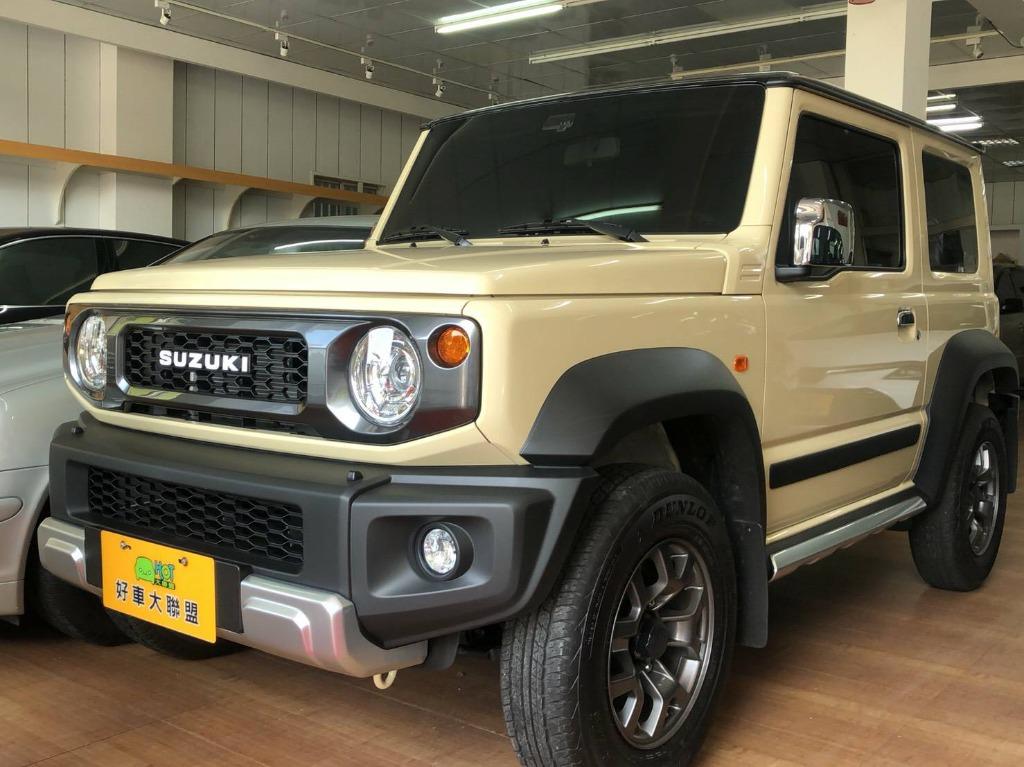 Suzuki 鈴木 2020 Jimny