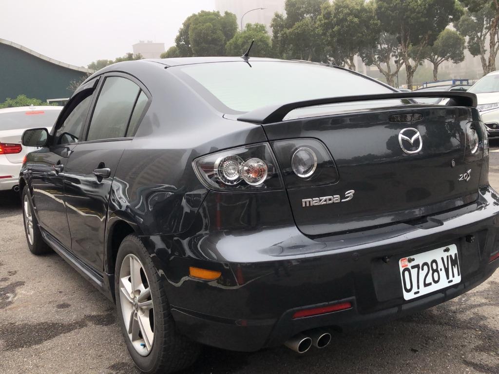 2008 Mazda 馬自達 3