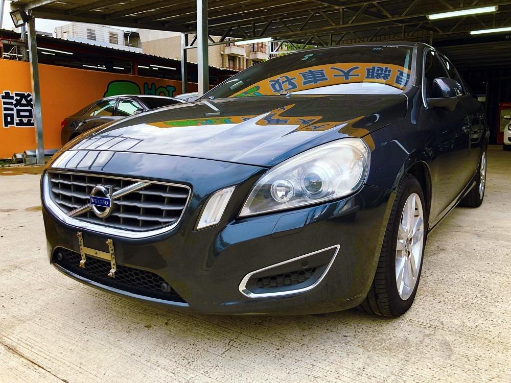 2012 Volvo 富豪 S60