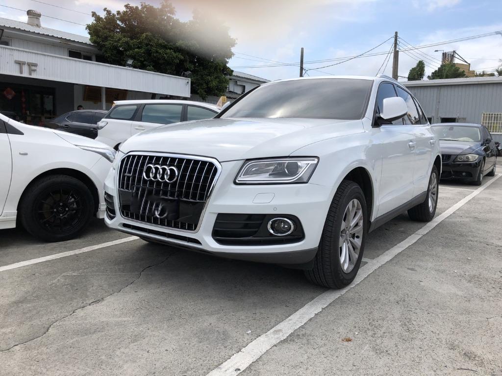 2015 Audi 奧迪 Q5