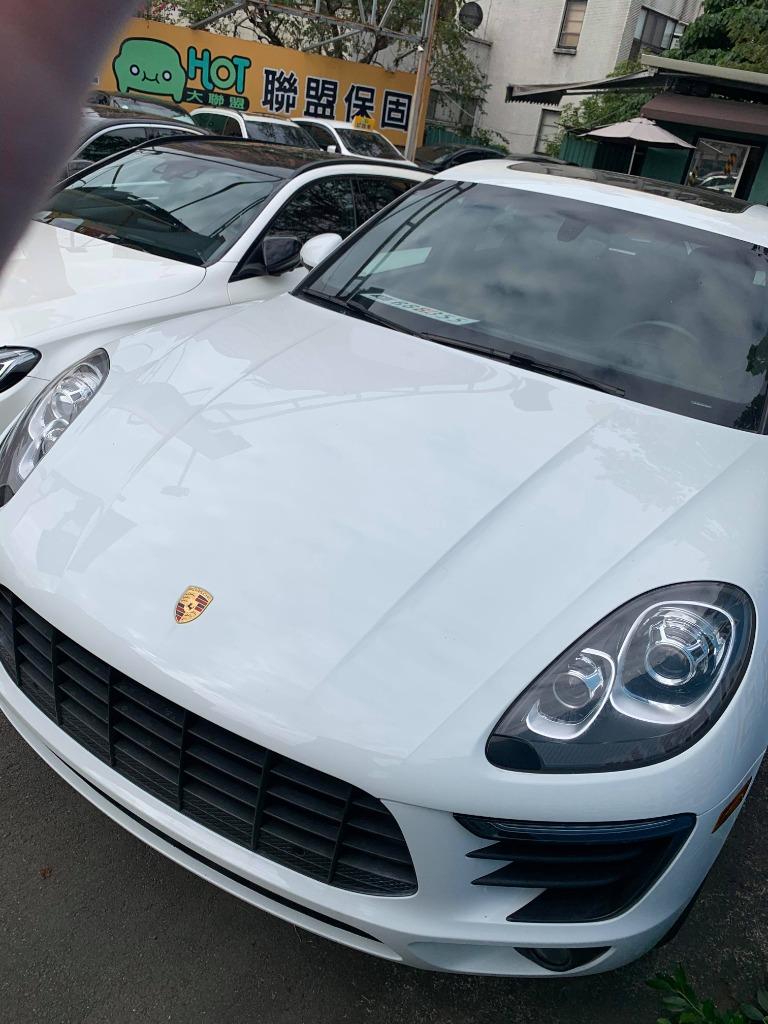 2015 Porsche 保時捷 Macan