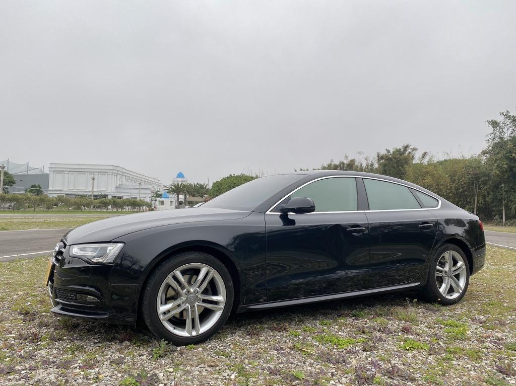2014 Audi 奧迪 A5 sportback