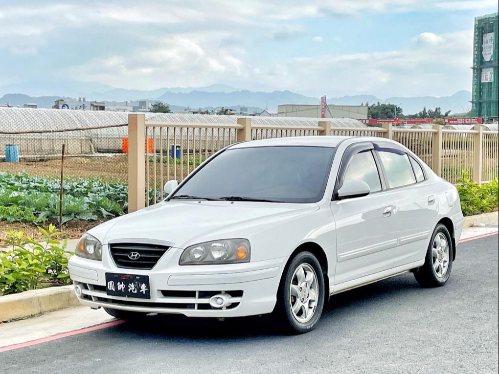 2007 Hyundai 現代 Elantra