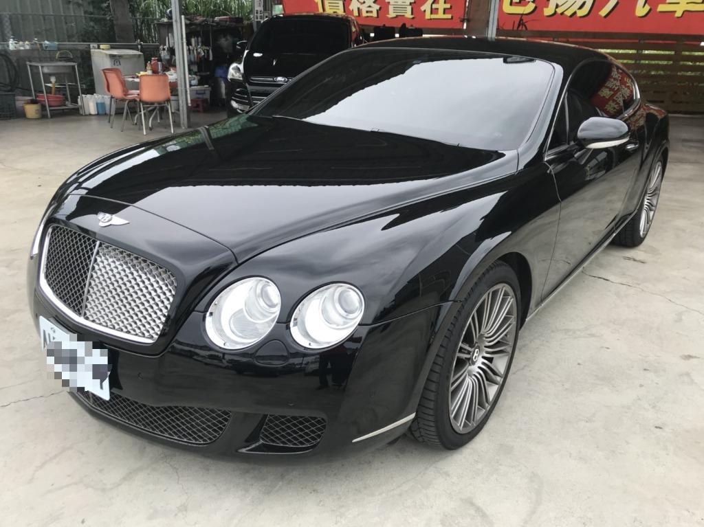 2008 Bentley 賓利 Continental