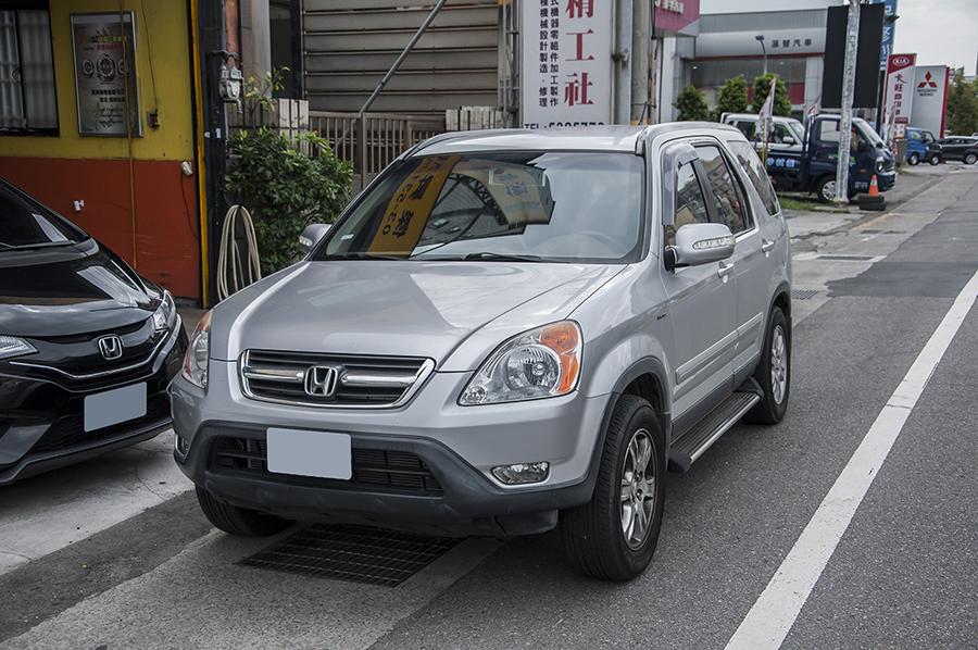2004 Honda 本田 CR-V