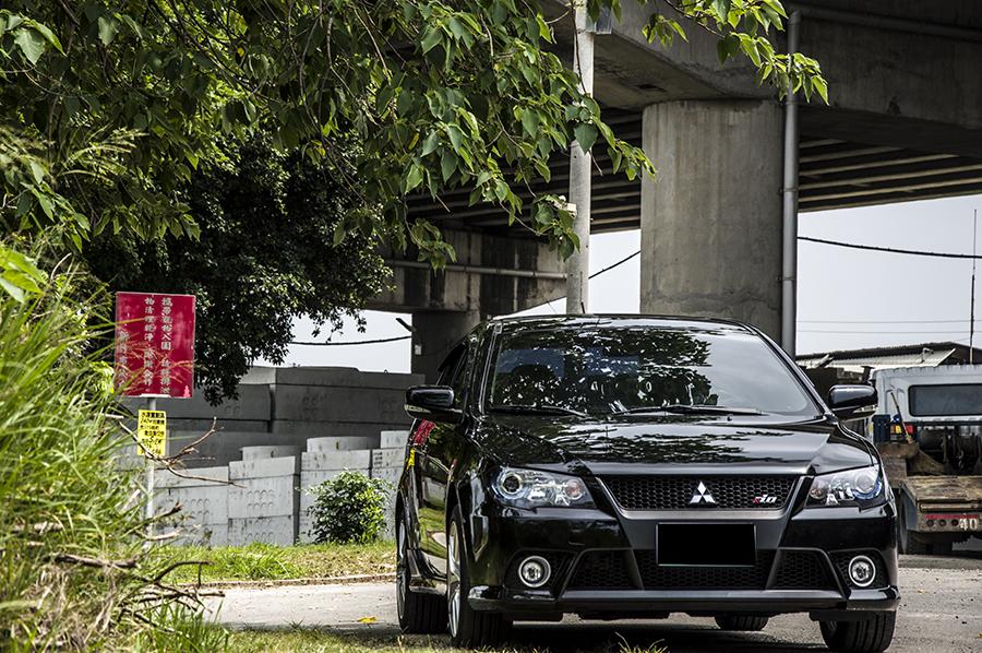 2011 Mitsubishi Lancer fortis