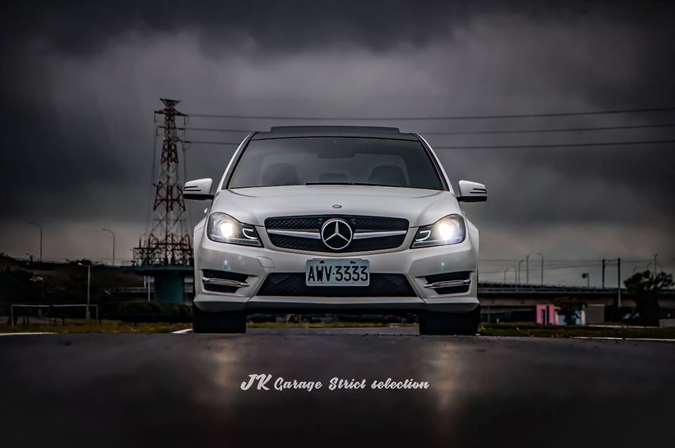 2012 M-Benz 賓士 C-Class