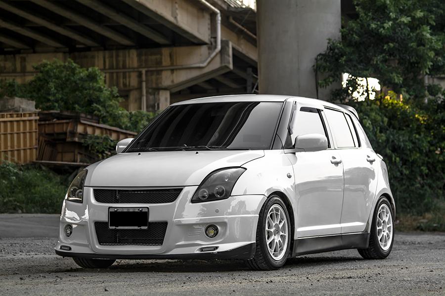 2007 Suzuki Swift