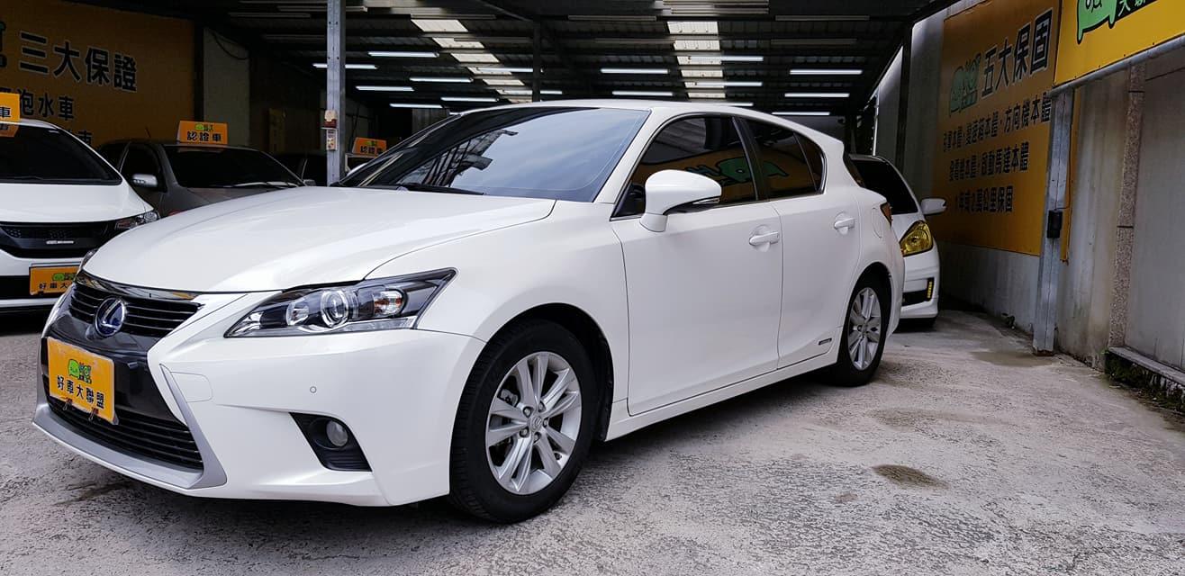 2015 Lexus Ct