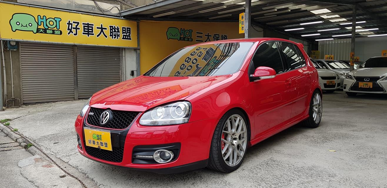 2008 Volkswagen Golf gti