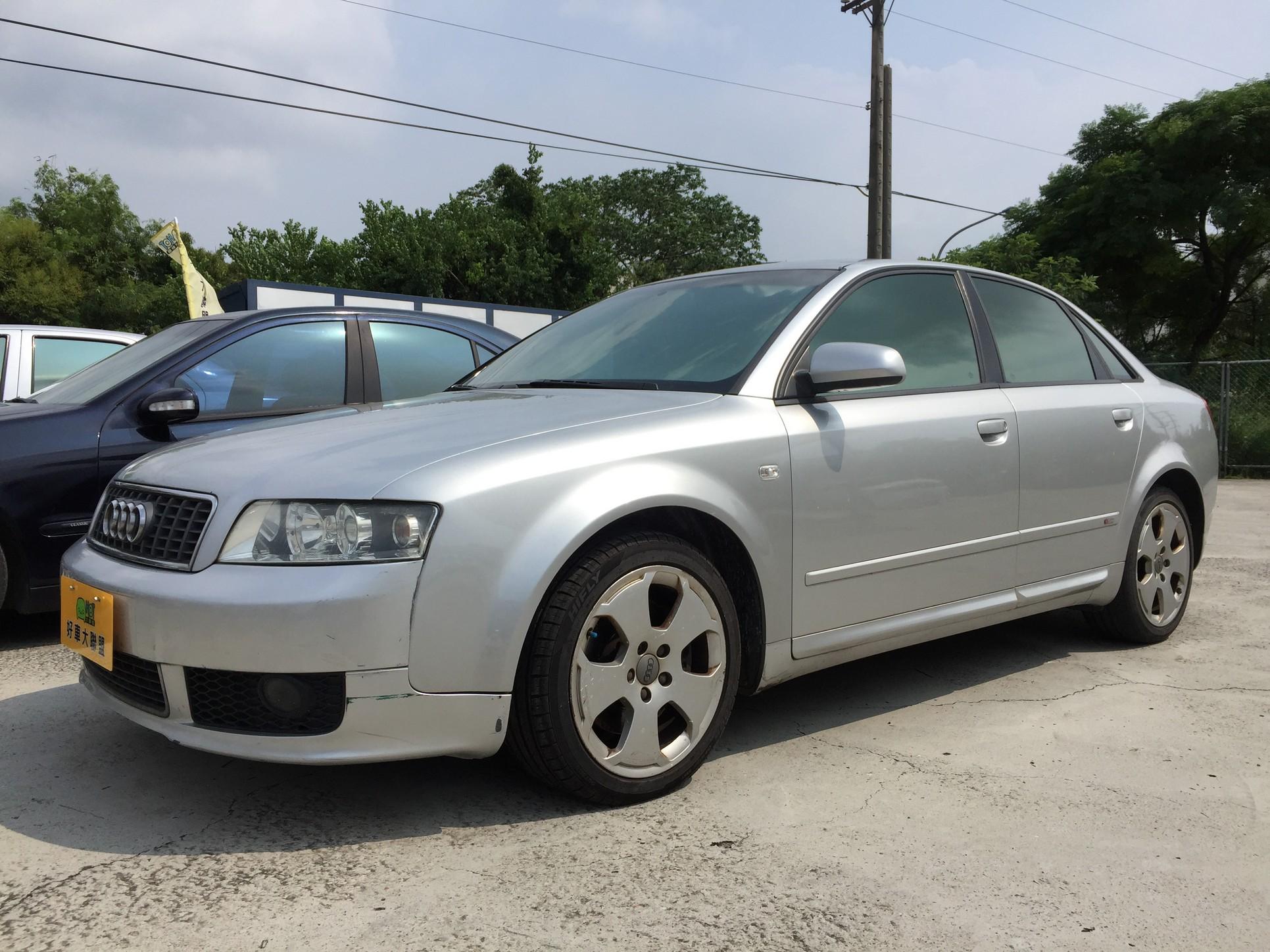 2004 Audi A4 sedan