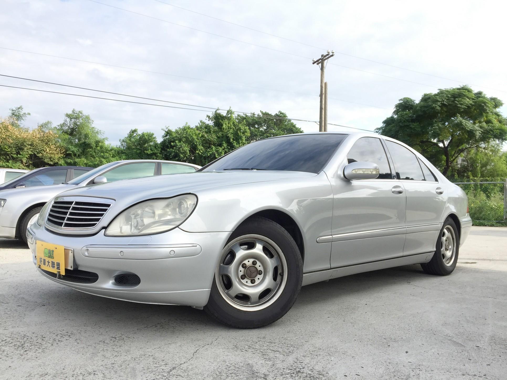 2001 M-Benz 賓士 其他