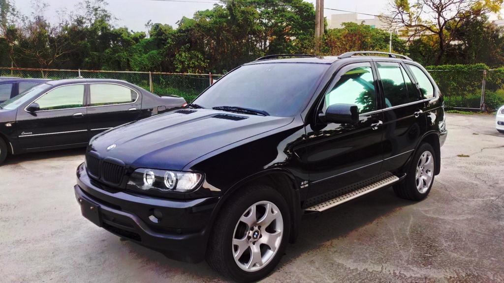 2003 BMW 寶馬 X5