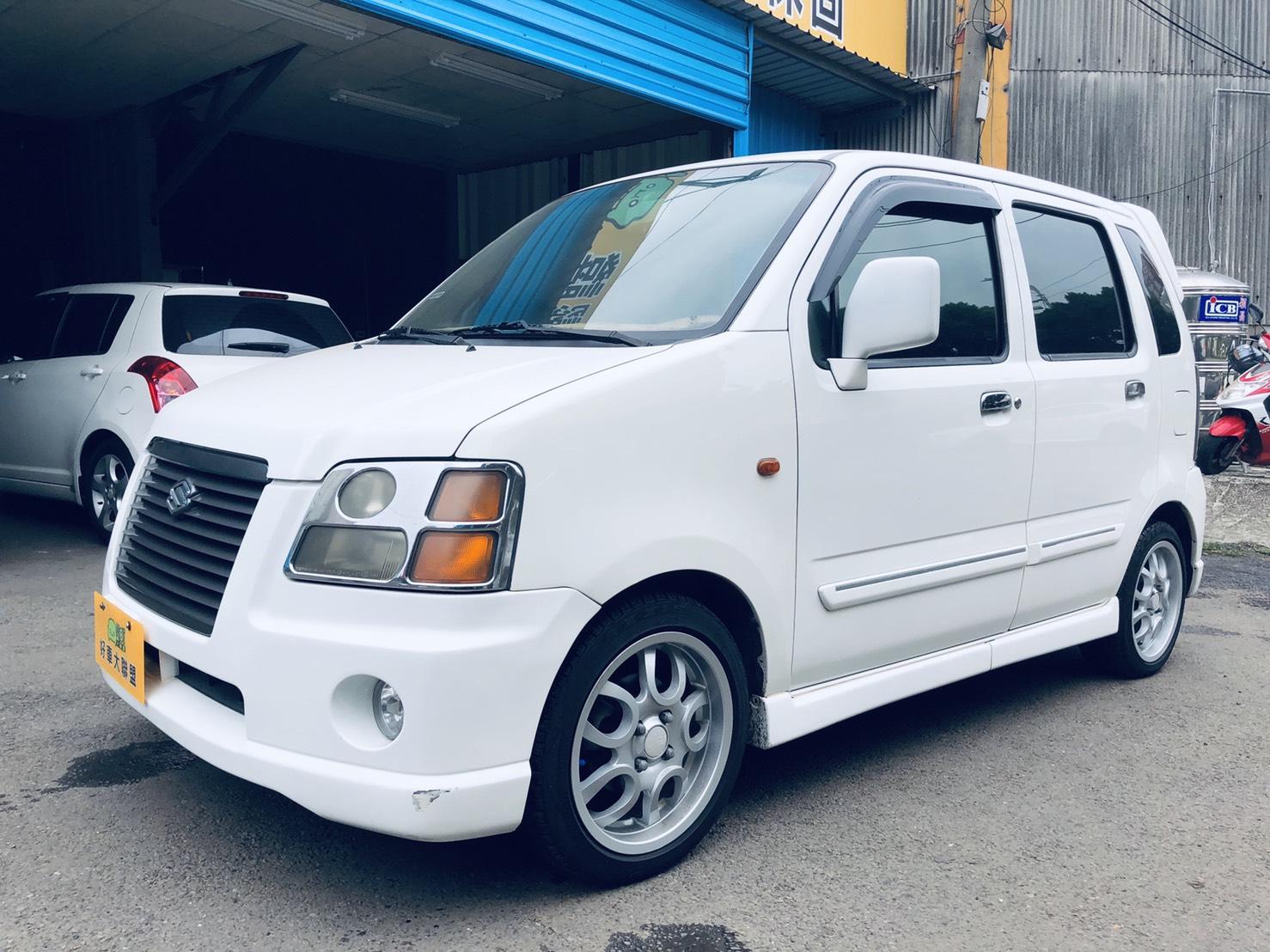 2004 Suzuki Solio