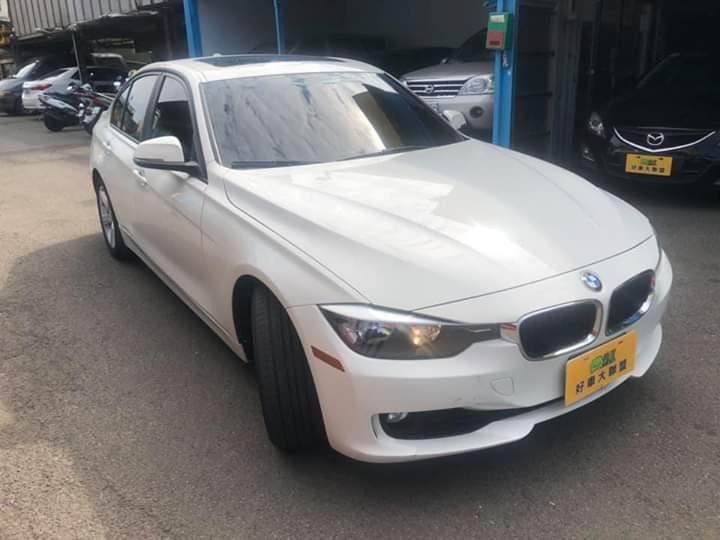 2016 BMW 寶馬 3-series sedan
