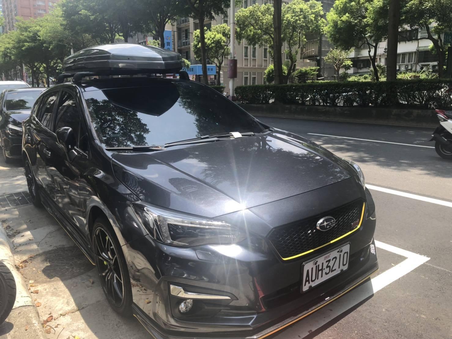 2017 Subaru 速霸陸 Impreza