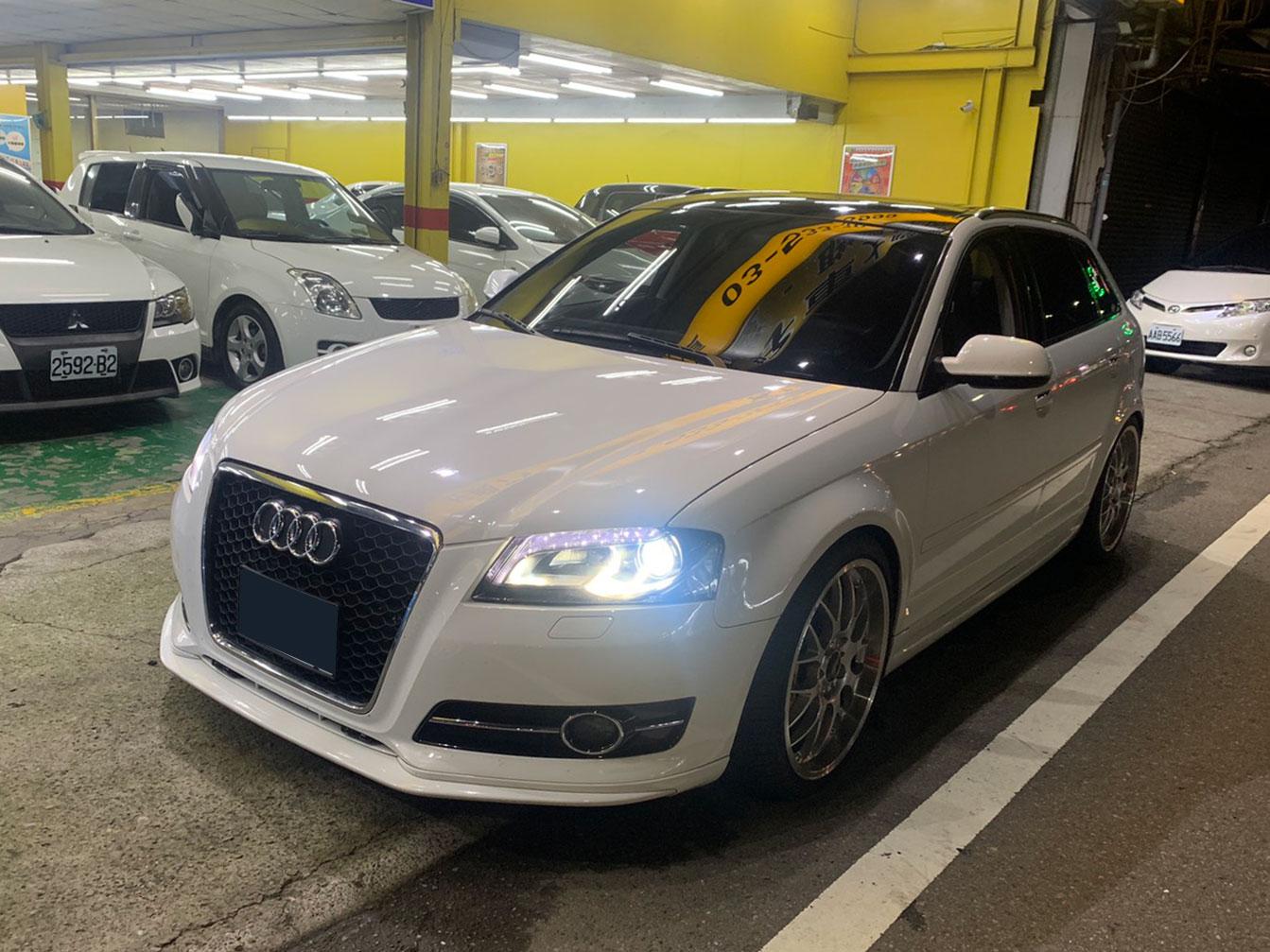 2011 Audi 奧迪 A3 sedan