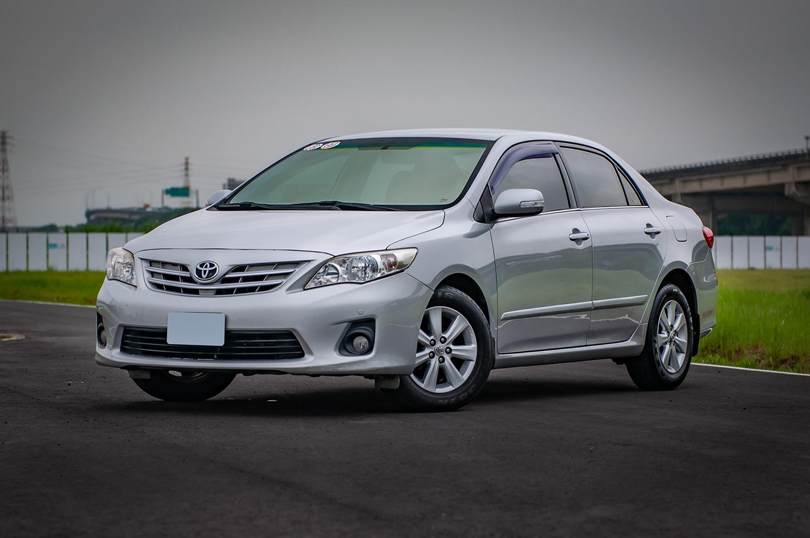 2010 Toyota 豐田 Corolla altis