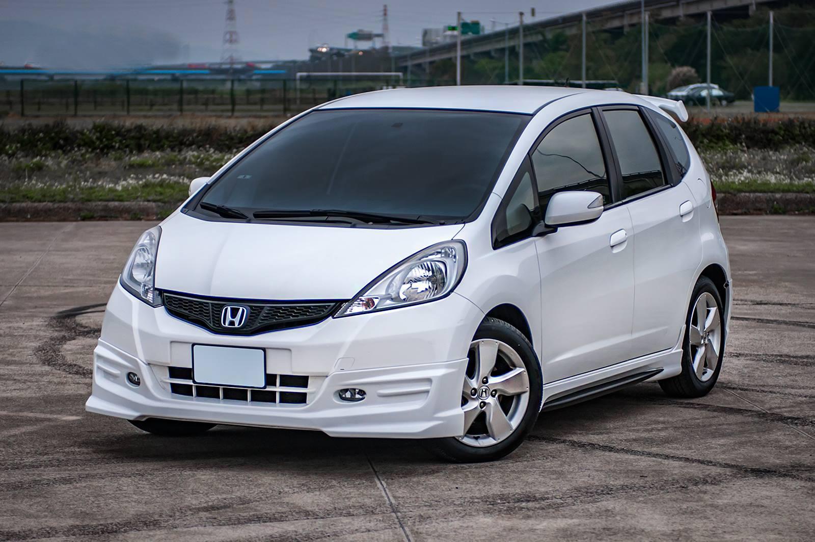 2012 Honda 本田 Fit