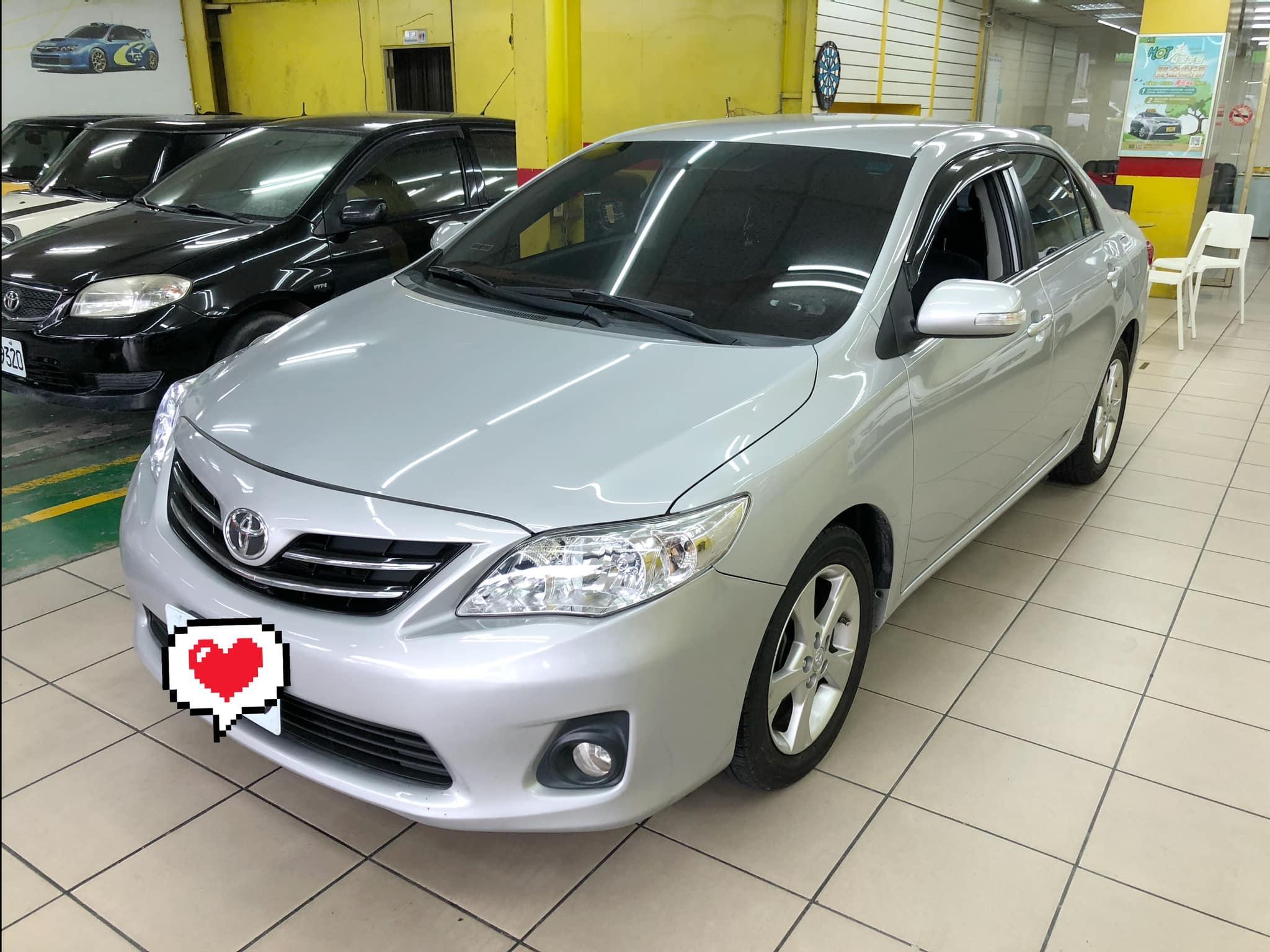 2013 Toyota 豐田 Corolla altis