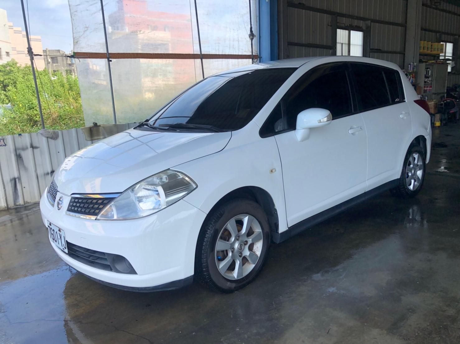 2011 Nissan 日產 Tiida
