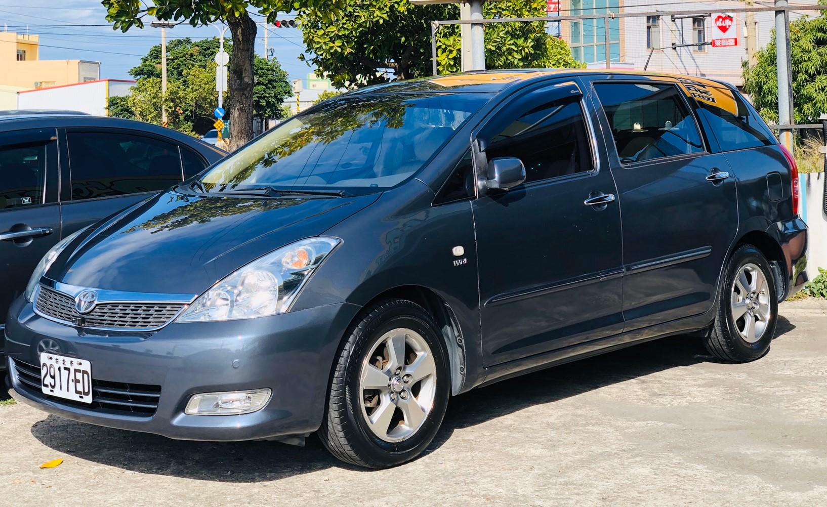 2004 Toyota 豐田 Wish