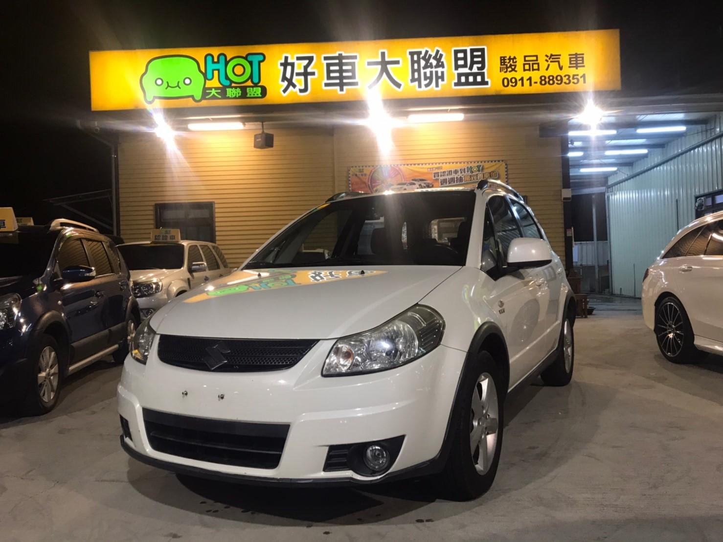 2008 Suzuki 鈴木 Sx4