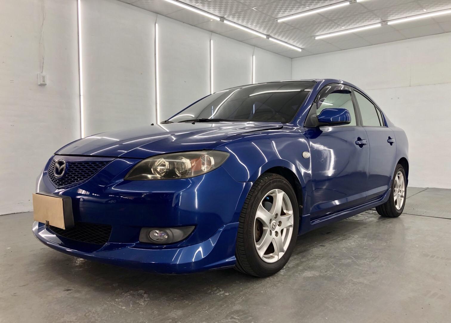 2005 Mazda 馬自達 3