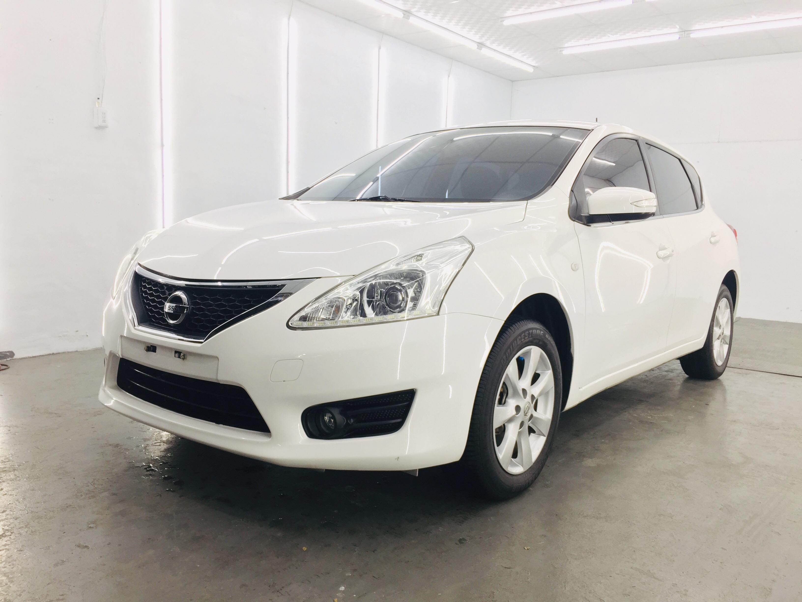 2015 Nissan Tiida