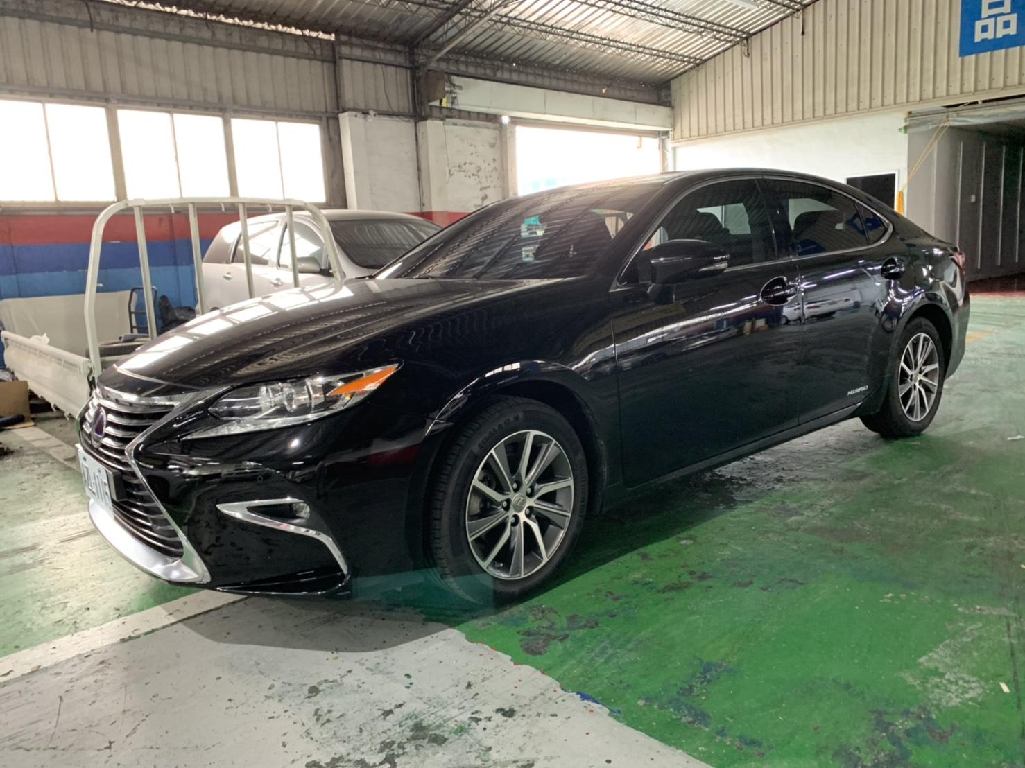 2015 Lexus Es