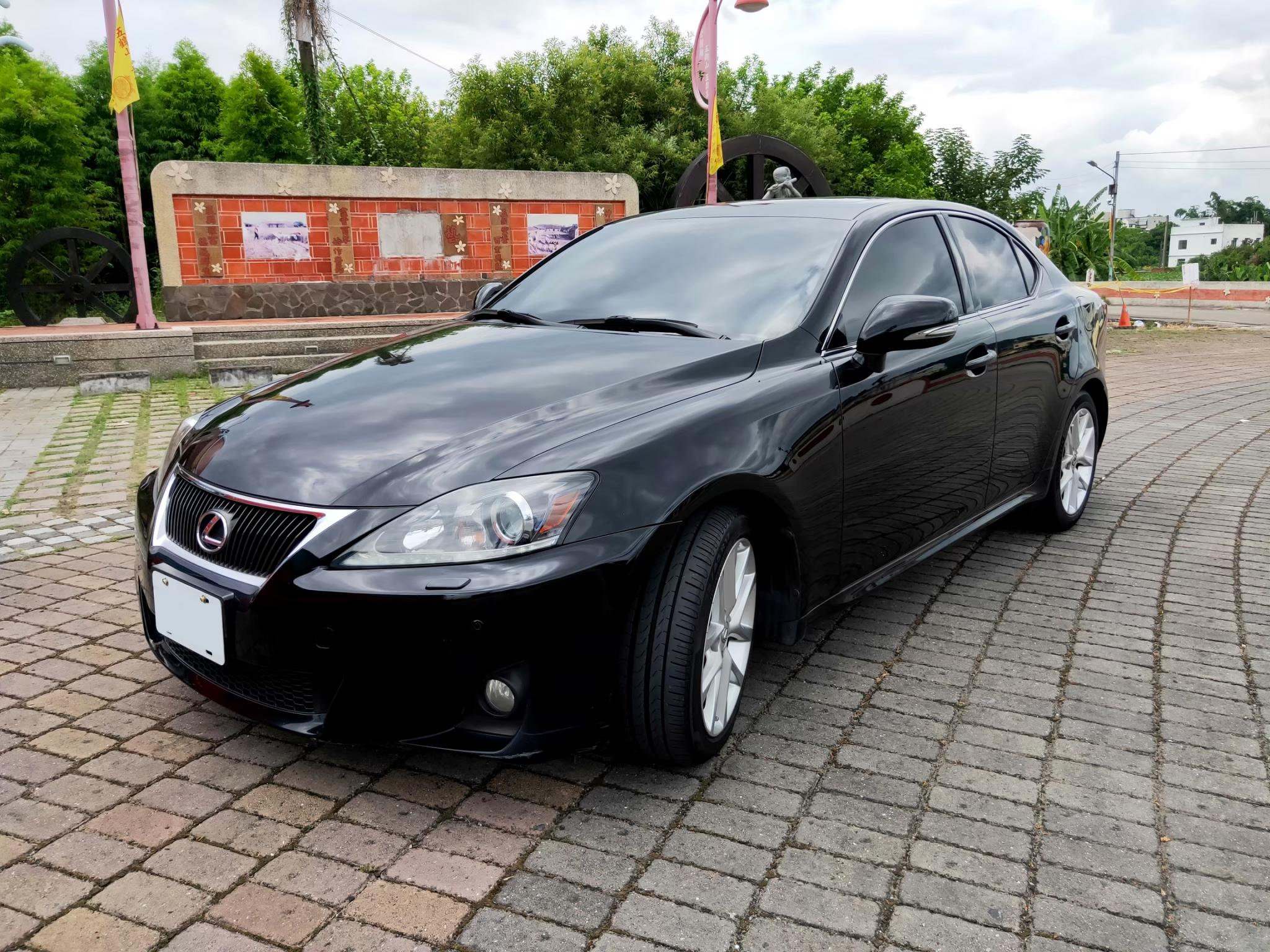 2012 Lexus 凌志 Is