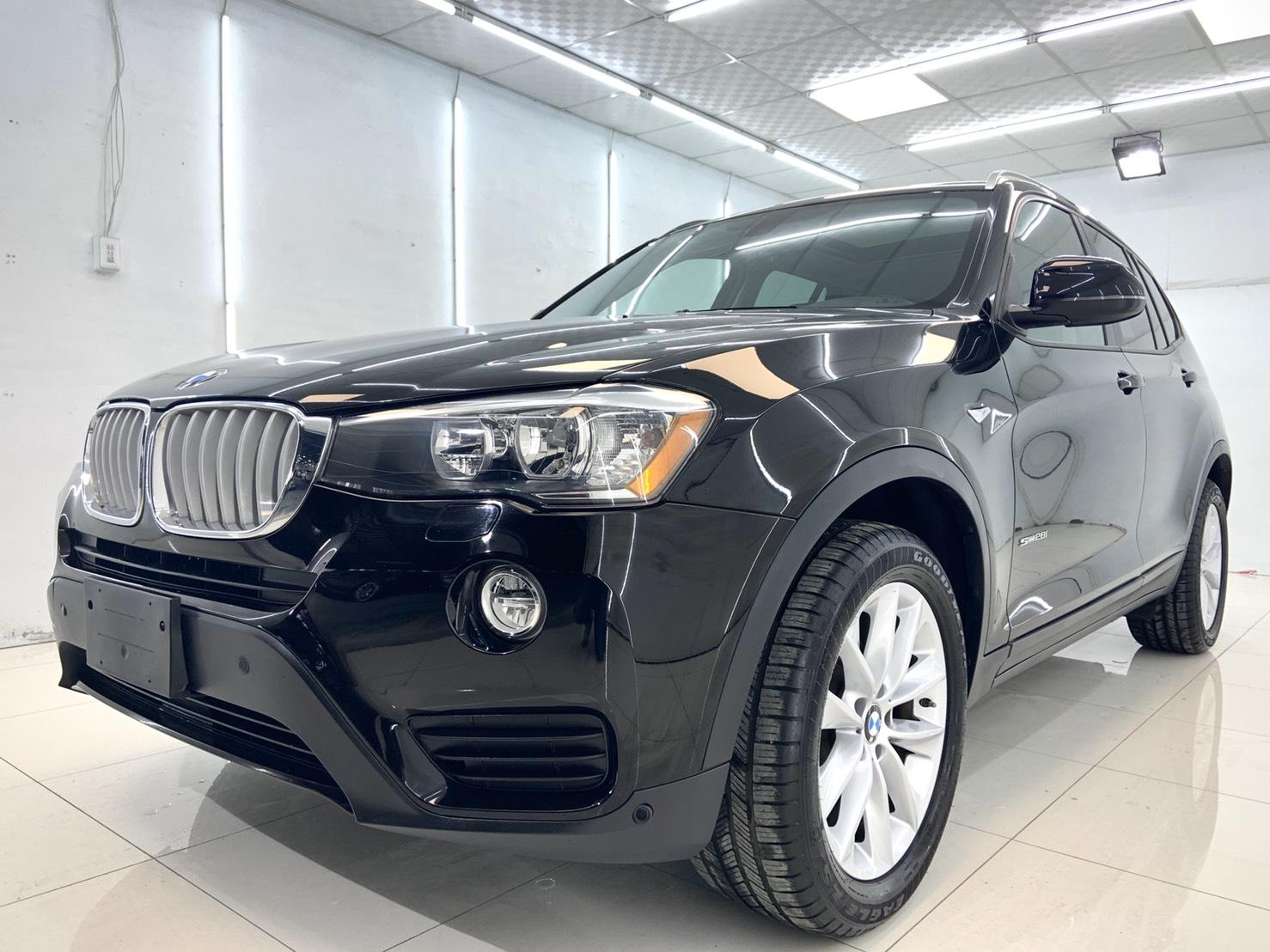 2016 BMW 寶馬 X3
