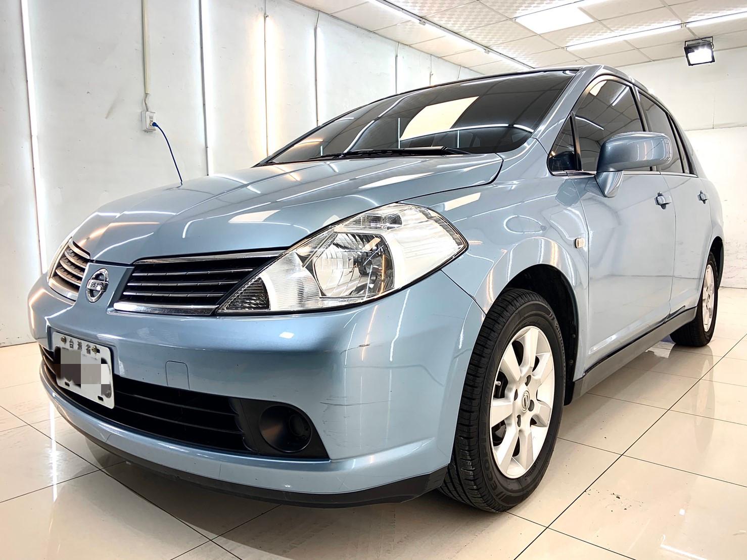 2006 Nissan 日產 Tiida