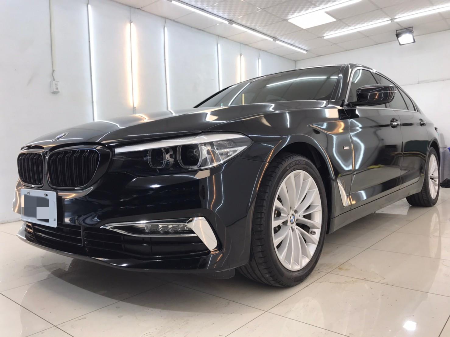 2017 BMW 寶馬 5 Series