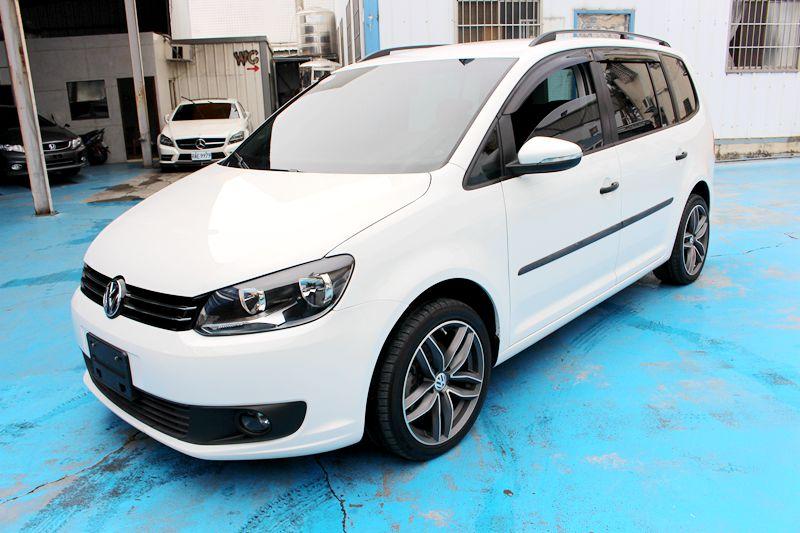 2012 Volkswagen Touran