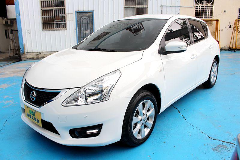 2017 Nissan 日產 Tiida