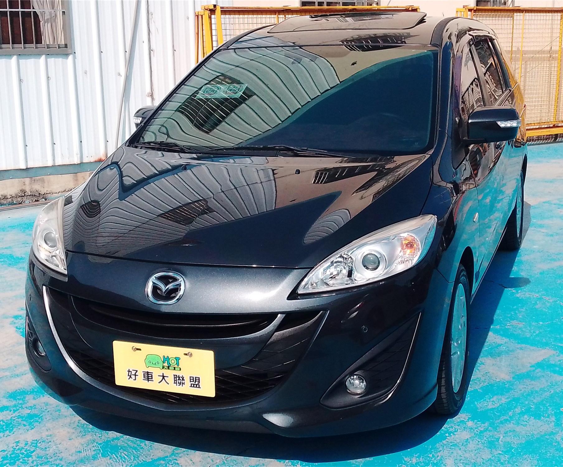 2012 Mazda 馬自達 5