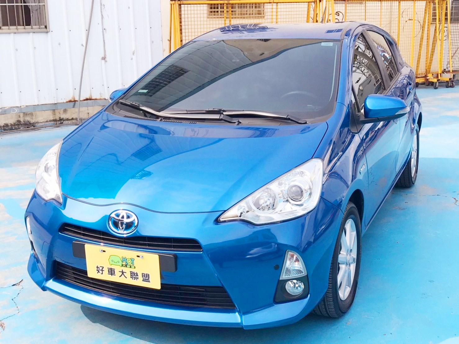 2014 Toyota 豐田 Prius c