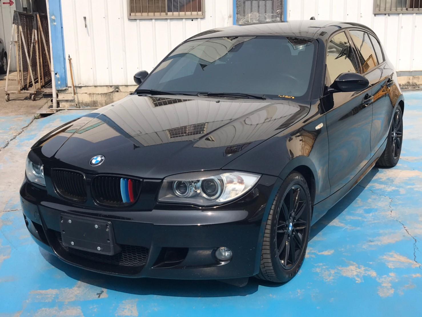 2009 BMW 寶馬 1 series