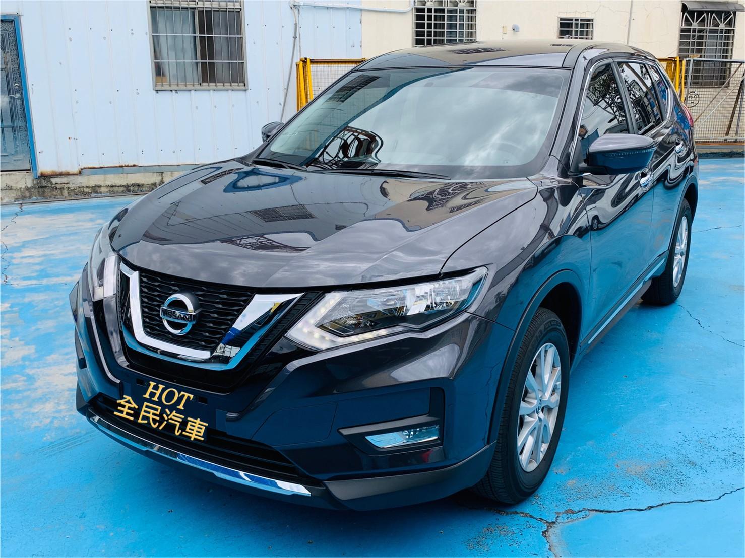 2018 Nissan 日產 X-Trail