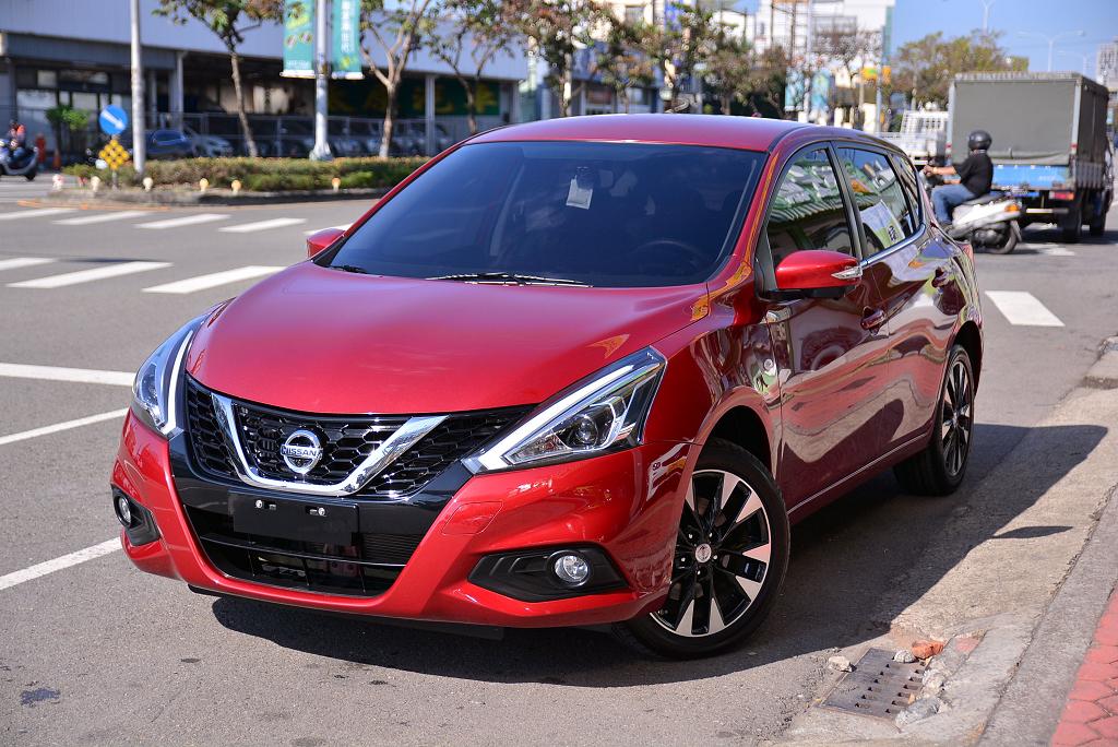 2017 Nissan Tiida