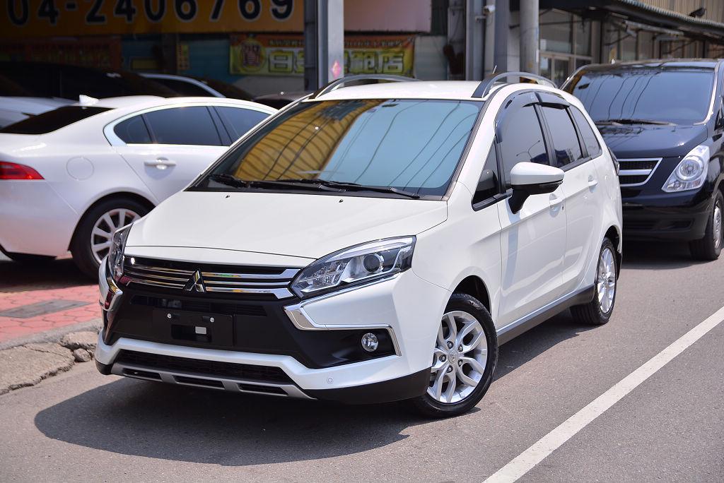2018 Mitsubishi Colt plus