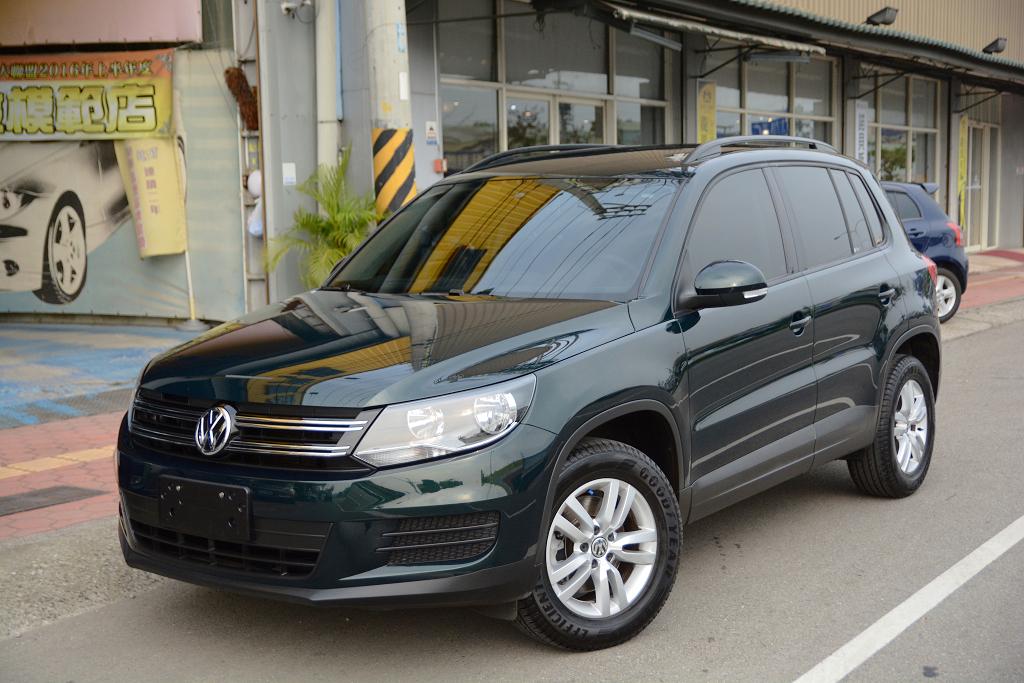2015 Volkswagen 福斯 Tiguan