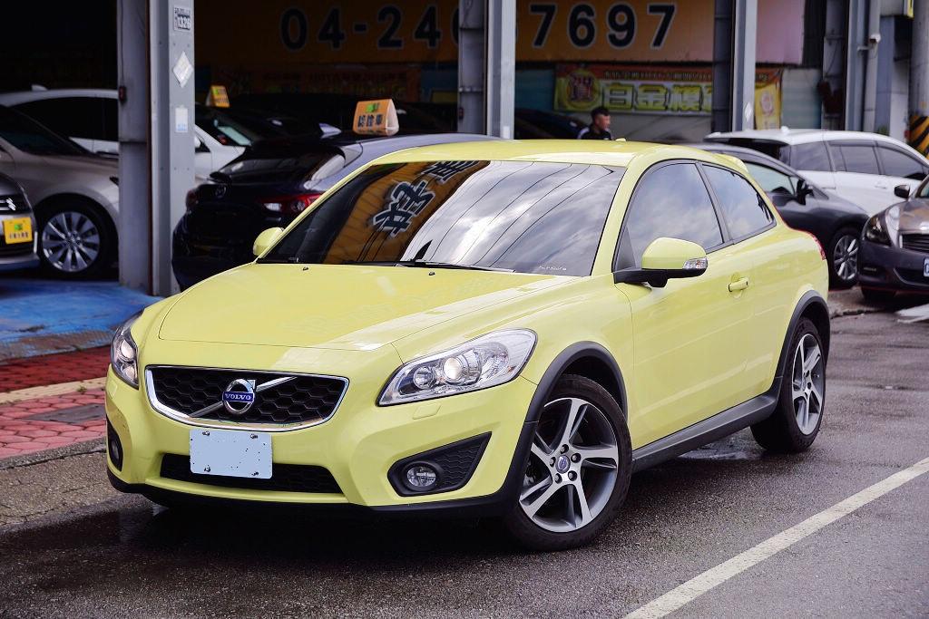 2012 Volvo 富豪 C30