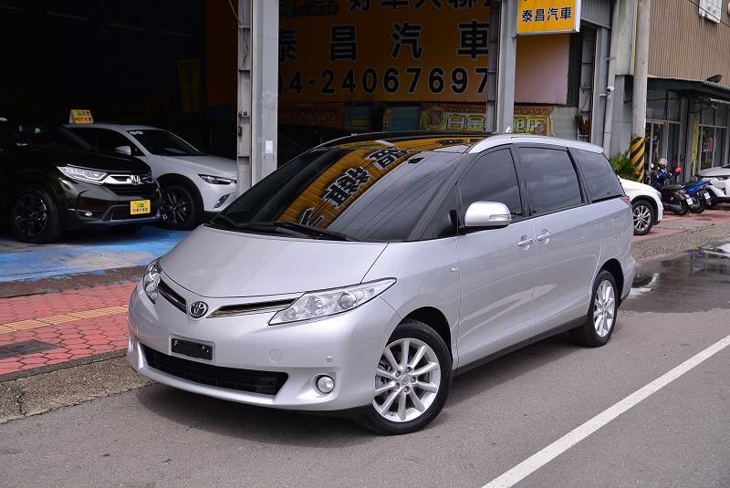 2013 Toyota 豐田 Previa