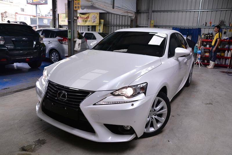 2016 Lexus 凌志 Is